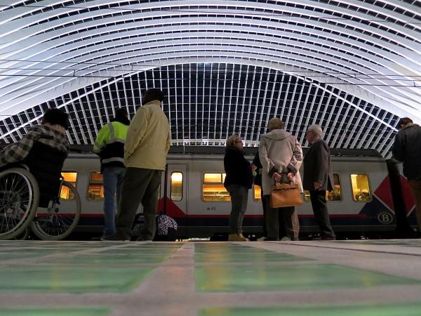Liège platform