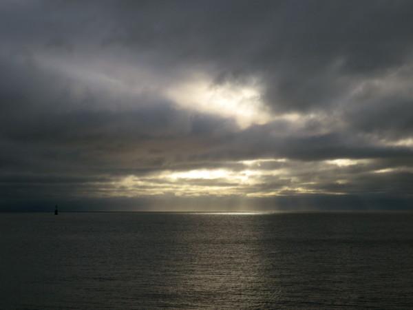 Spotlight at Sea
