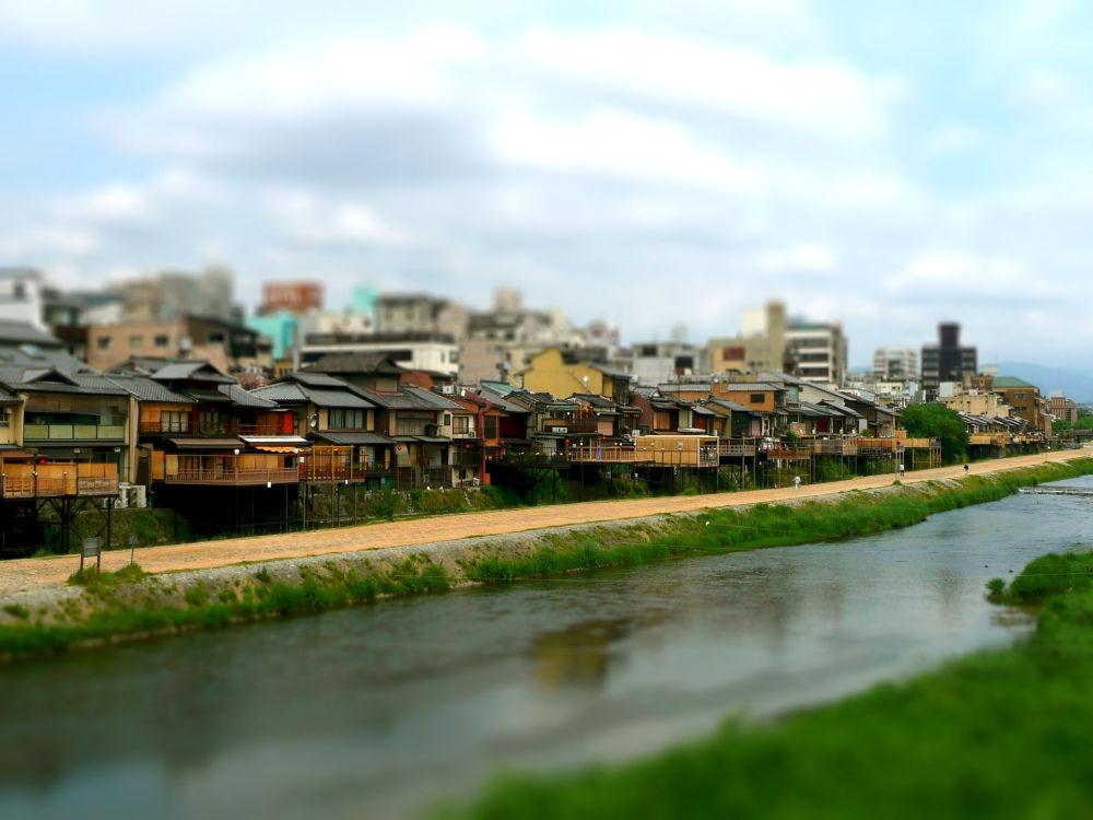 Mini Town: Kyoto