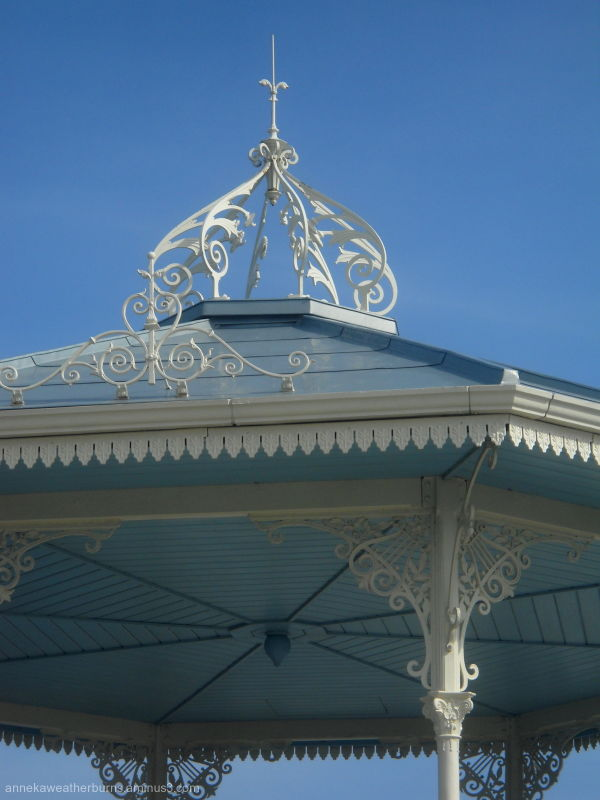 Dun Laoghaire Pier Bandstand