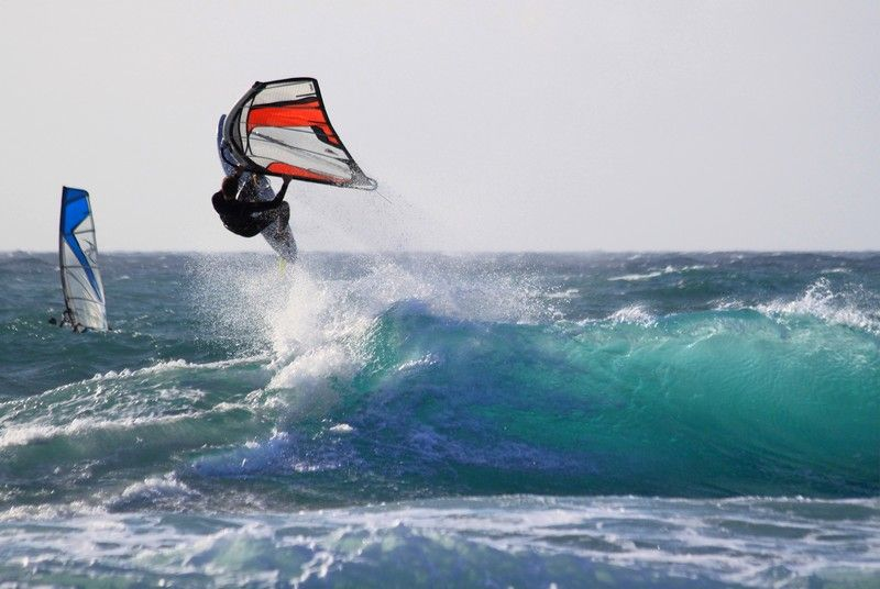 Windsurf Again