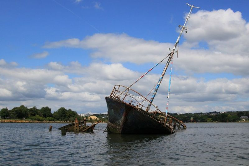 Epave / Wreck