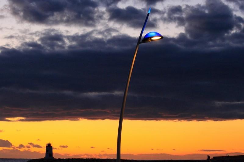 Lampadaire 1 / Street Lamp 1