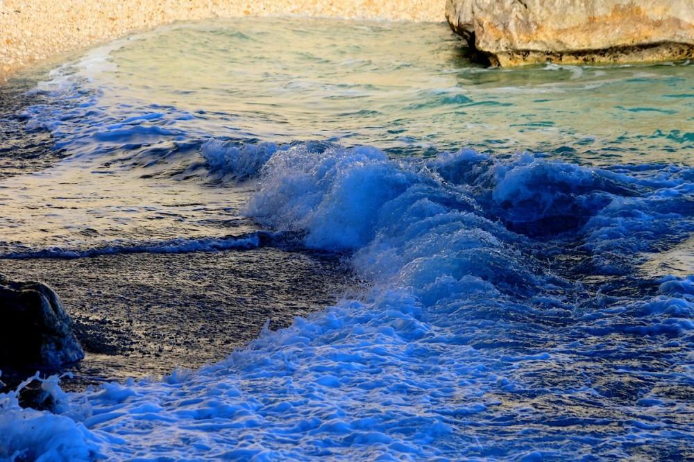 Vague d'Hiver . / Winter Wave .