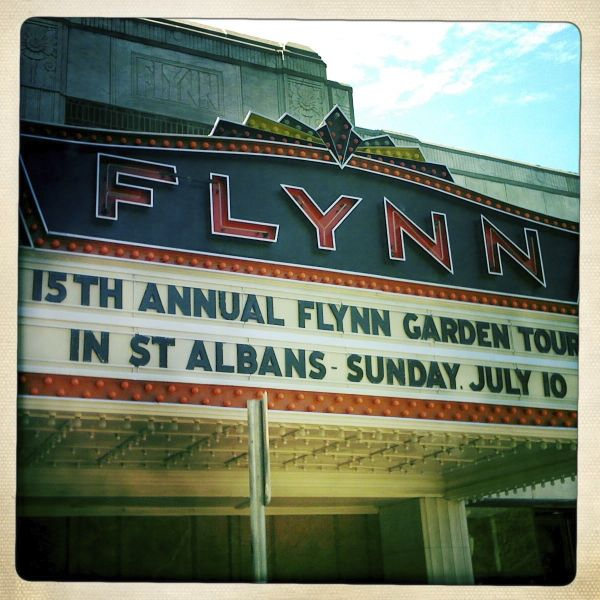 flynn, theater, vintage, neon, color
