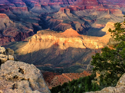 Evening Light: Grand Canyon, iphone landscape 2/5