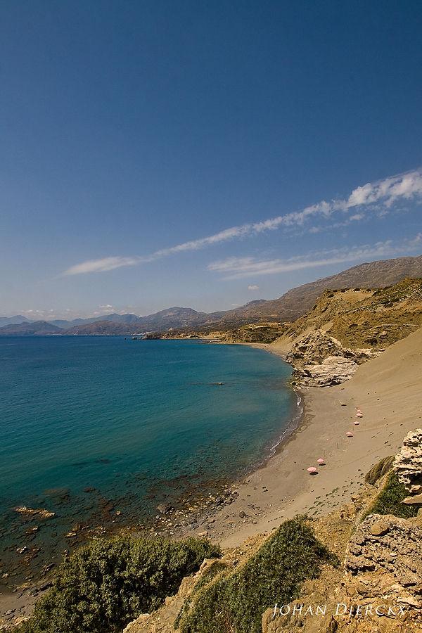 Crete 2010 #14  Agios Pavlos beach
