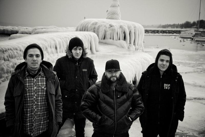 Elizabeth band promo picture Geneva