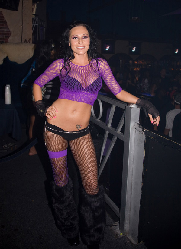 Simona...GO GO Dancer