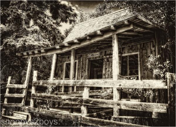 The Hillbilles House