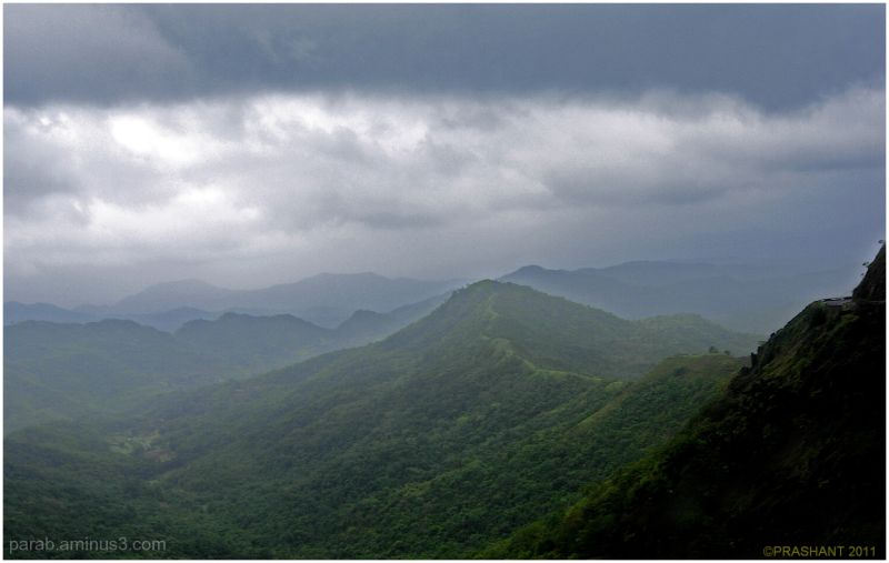 Sahyadri Mountains Sahyadri Mountains