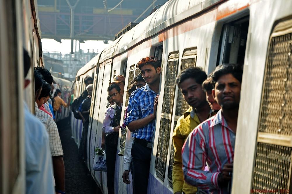 Mumbai local ...5