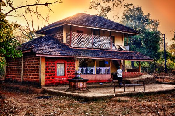 A Rural House ...6