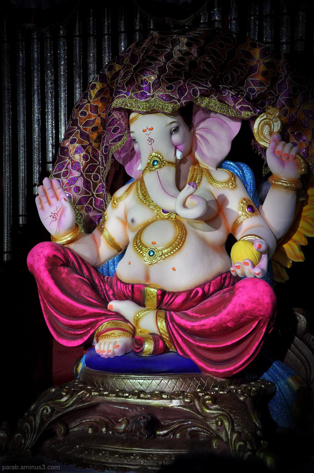 गणपति (Lord Ganesha )...1