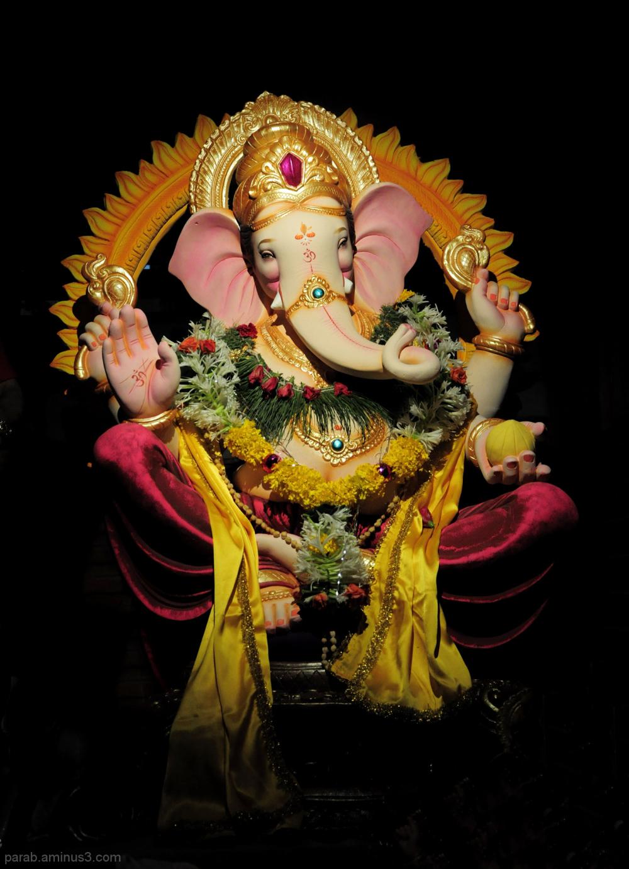 Lord Ganesha..