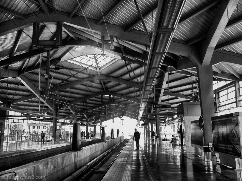 Mumbai Metro.