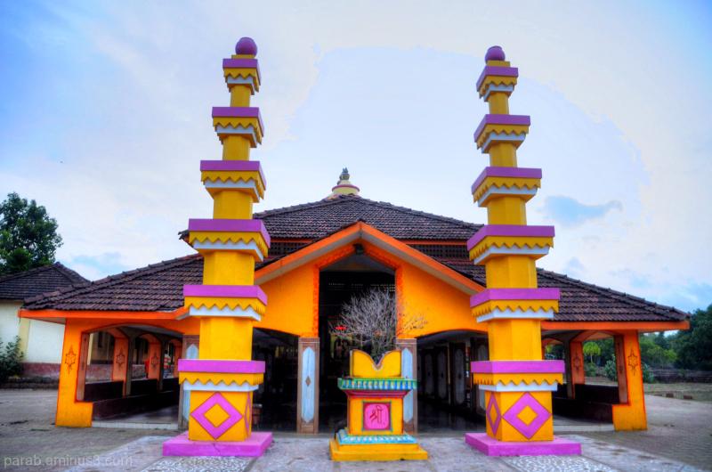 Temple..