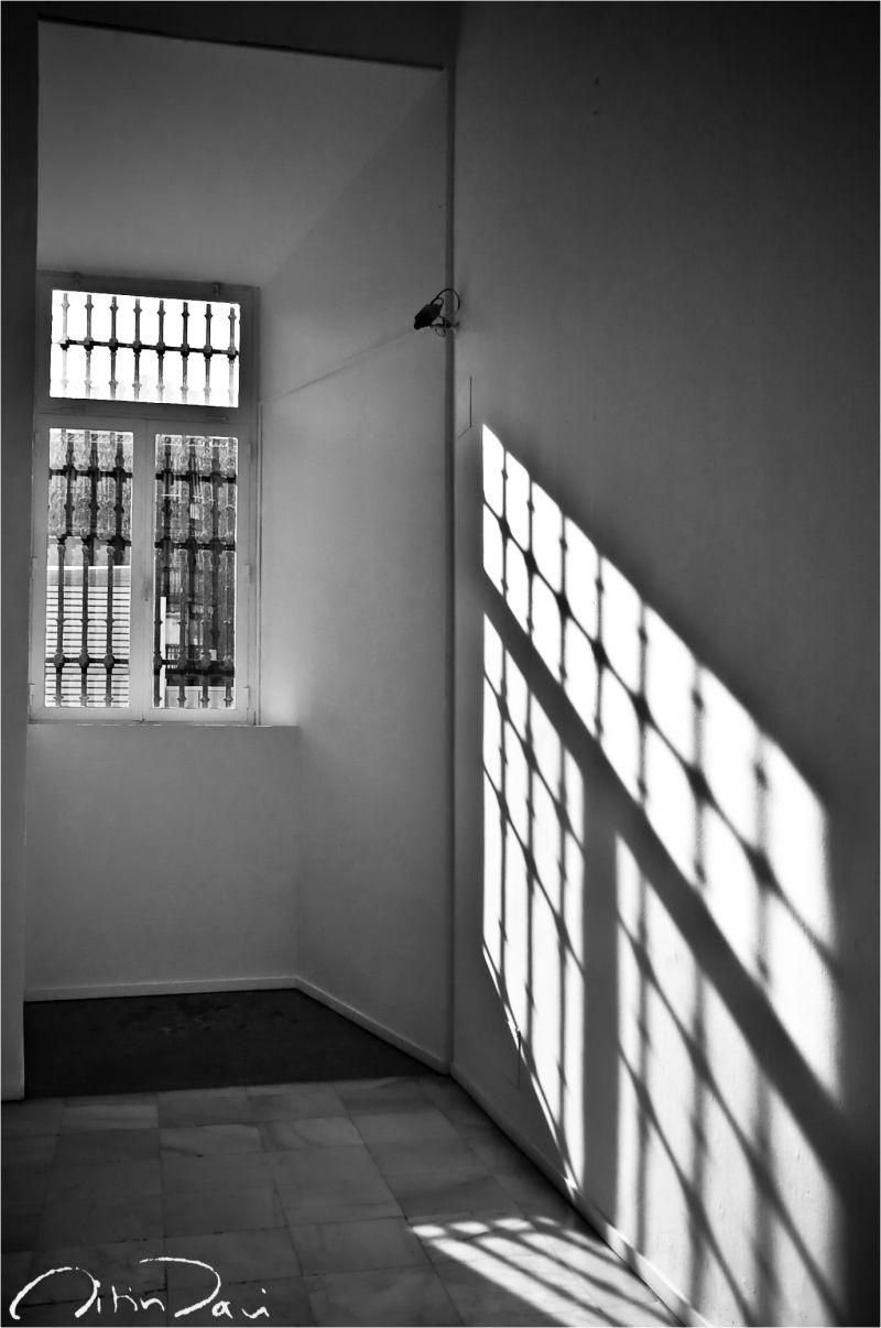 Window of light... and shadow