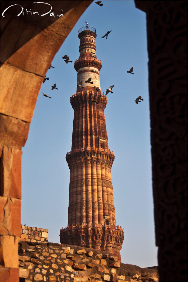 Qutub in Frame