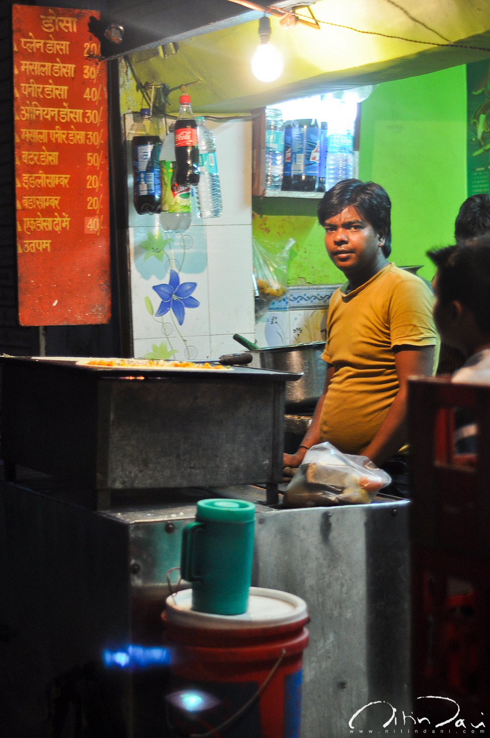 Dosa by the Street