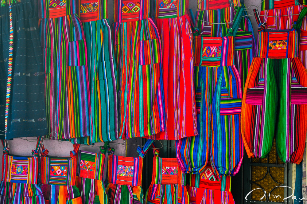 Colors of Guate