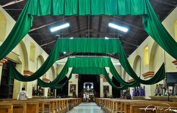 Church at Santiago Atitlan