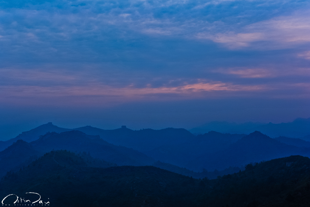 Dawn at The Great Wall 03