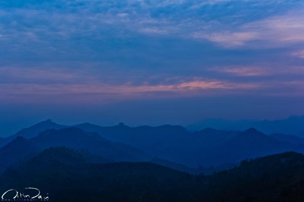 Dawn at The Great Wall 03