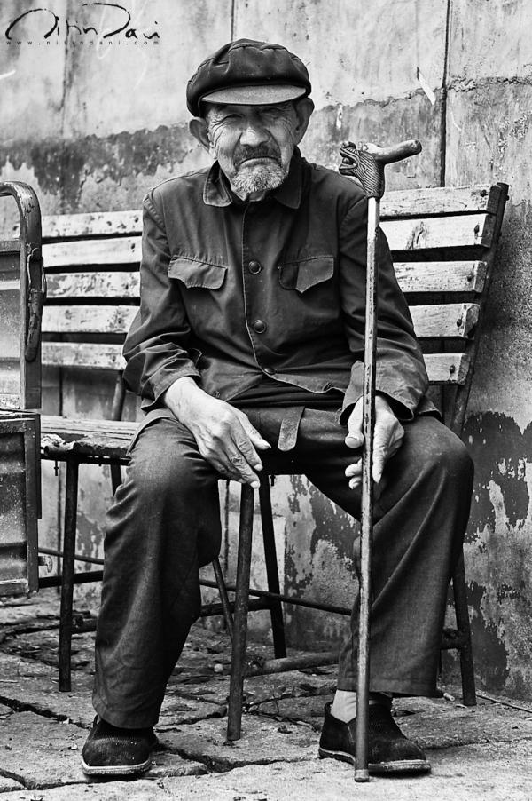 Grand old man of Gubeikou