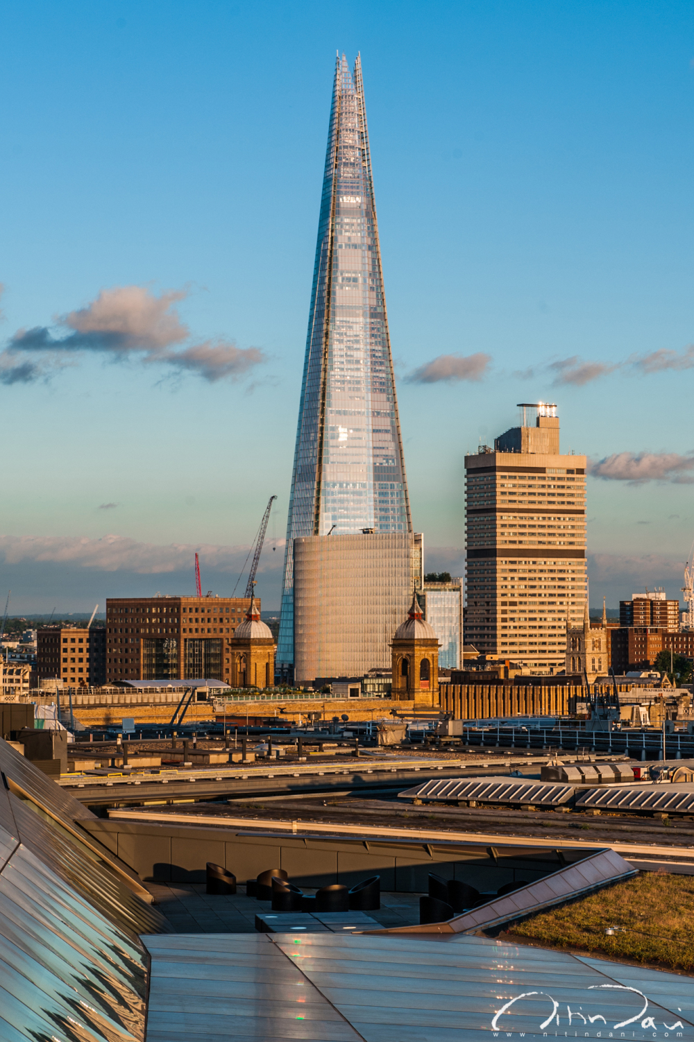 The Ugly Shard