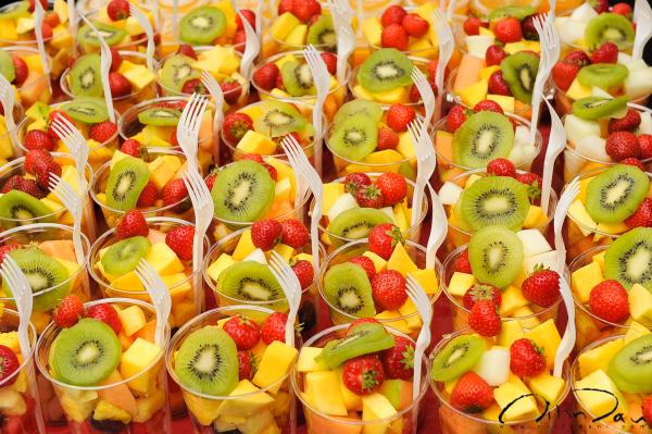 Plastic Fruits