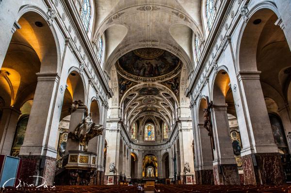 Paris Churches 01