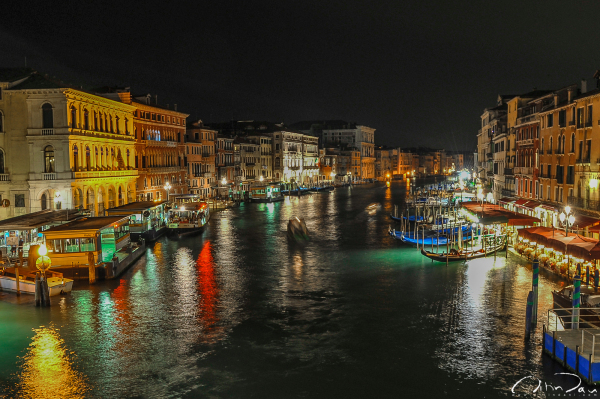 Venice by Night 02