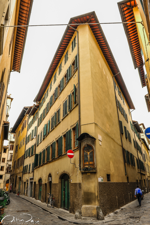 Streets of Florence 02