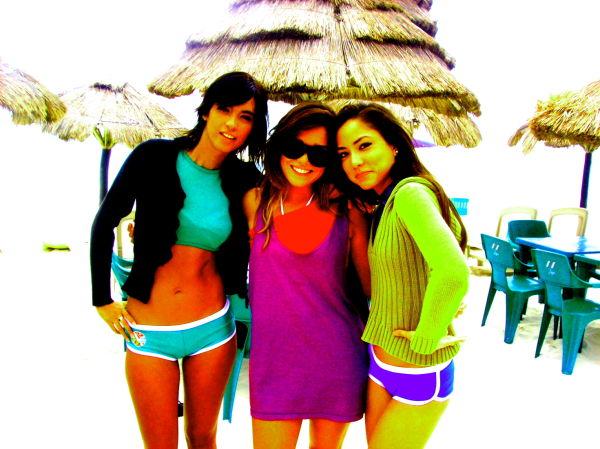 Quinta Shoot Girls 2