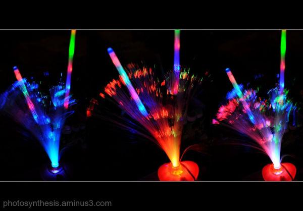 Light fountains