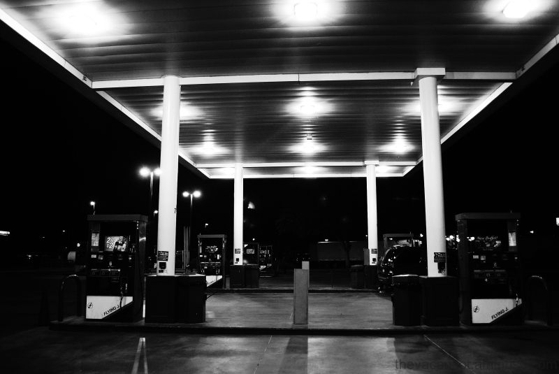 Gas Station Truck Stop