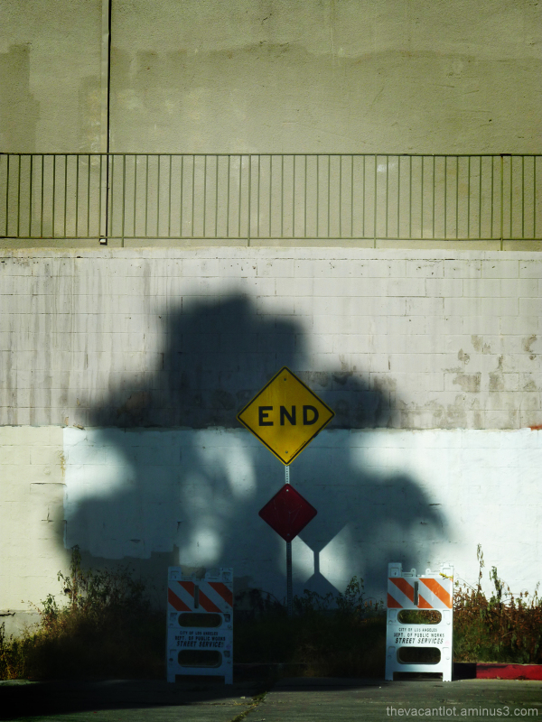 The End Of The End Of The World