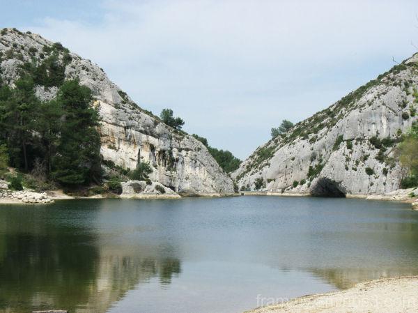 barrage Peirou à saint Remy de Provence 02
