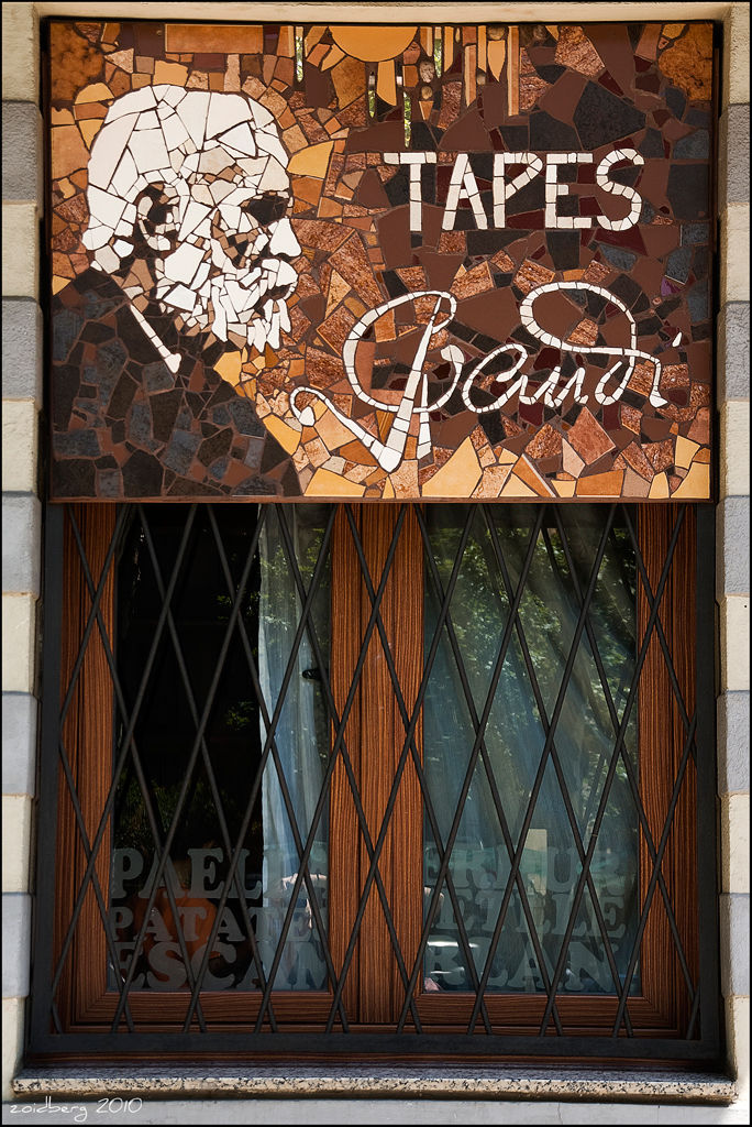 Tapes Gaudí