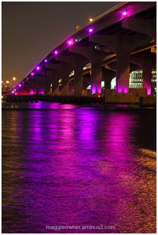 Purple Miami...