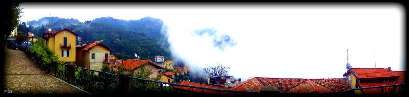Fog in Como