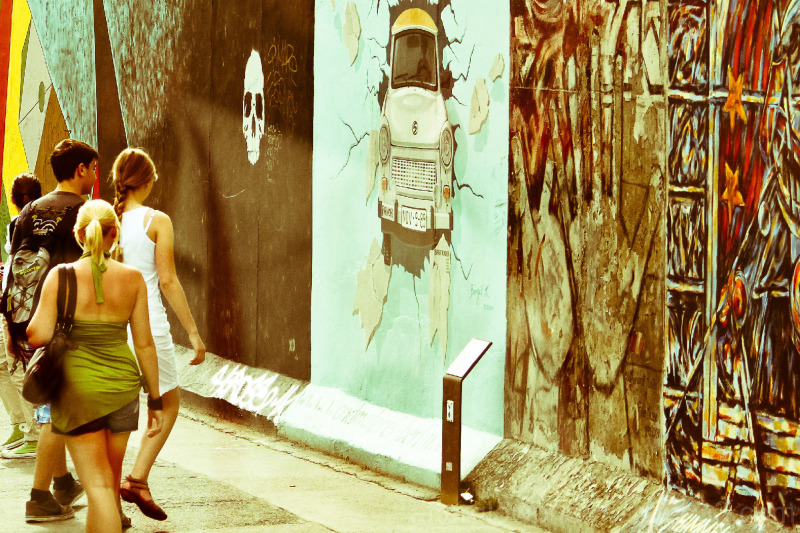 Berlin Wall II