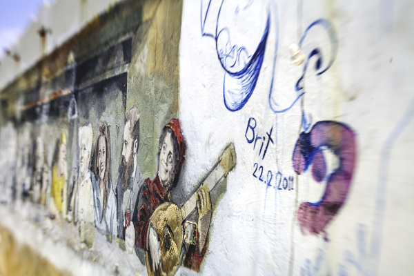 tel aviv graffiti #6