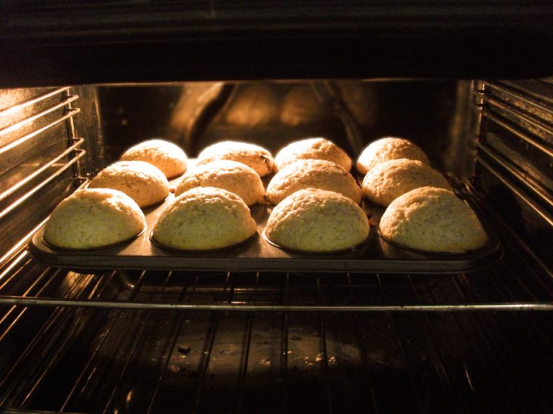 Day 118 - Muffins!