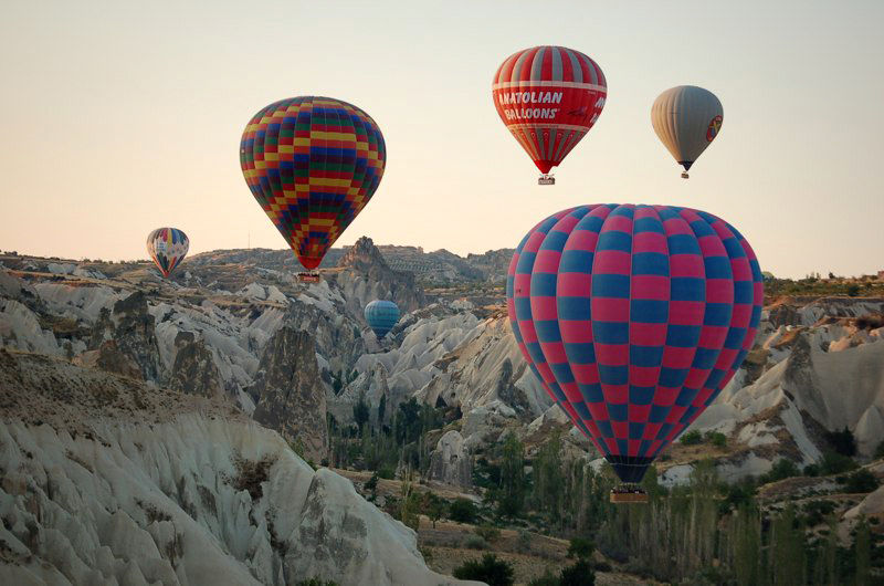 Turquia - Capadocia