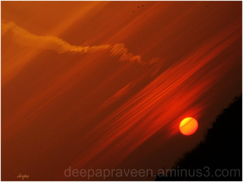 Deepa photos, sunset,sunrise