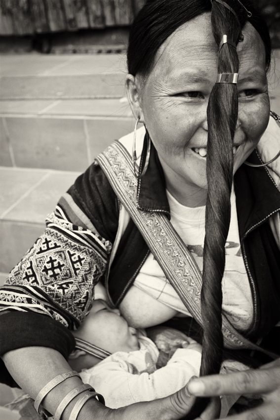 sapa women & children