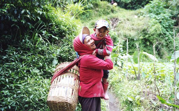 Wonotoro village