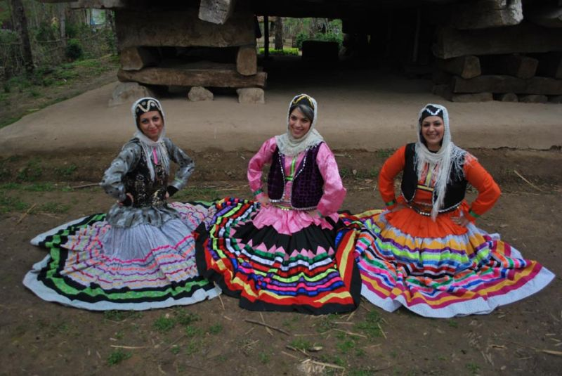 Residential Dress(Giulan North Iran)